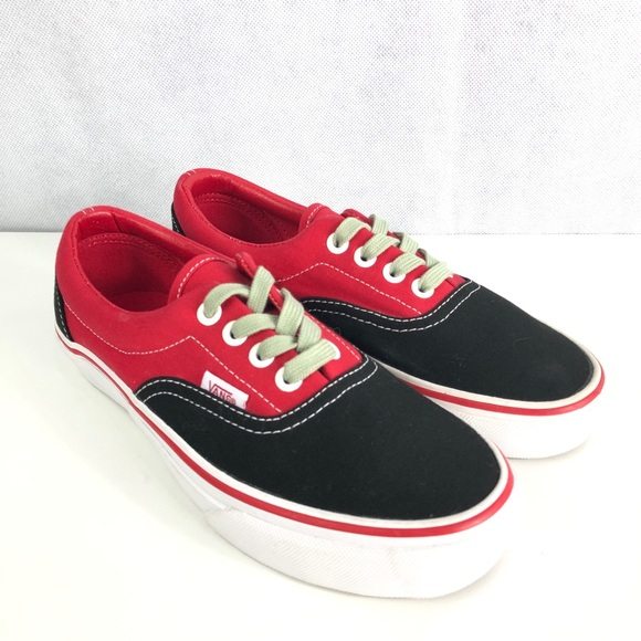 Vans Era Black/Red